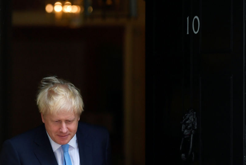 UK's Johnson puts health service off limits in potential U.S. trade deal: report By Reuters