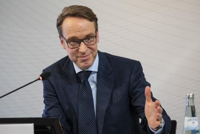 Weidmann ReprisesDr. No Stance as ECB Stimulus Decision Nears By Bloomberg