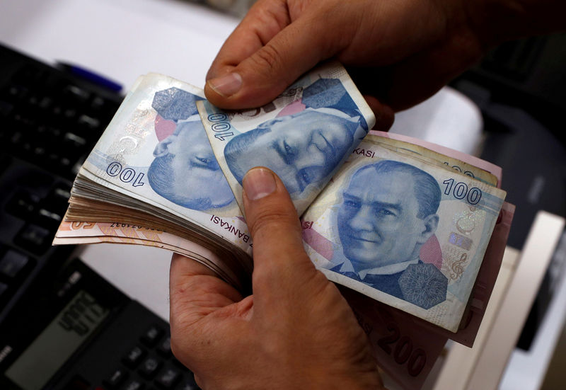 With some luck, Turkish lira defies doubters