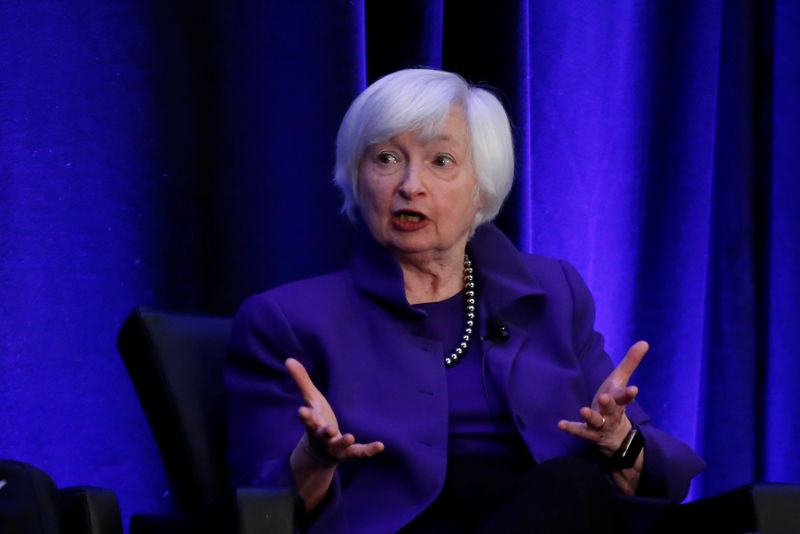 Yellen says U.S. 'most likely' not entering a recession: FOX Business By Reuters