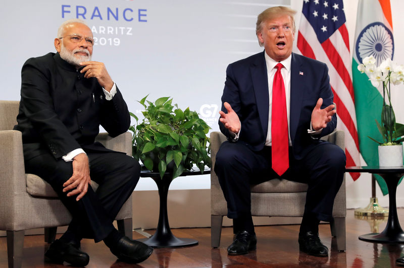 After 'Howdy Modi,' Trump and India's PM could sign trade deal By Reuters