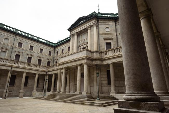 BOJ Leaves Policy Unchanged, Calls for Review as Risks Rise By Bloomberg