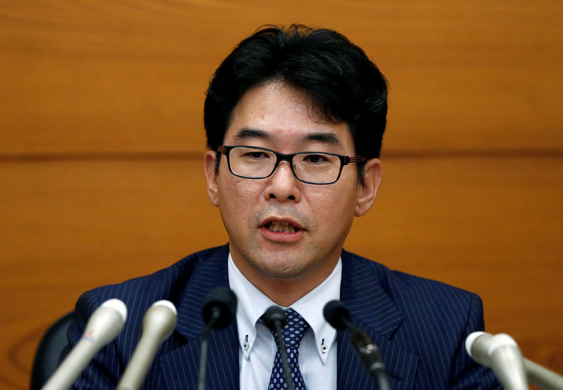 BOJ's Kataoka says the need to ramp up stimulus is heightening By Reuters