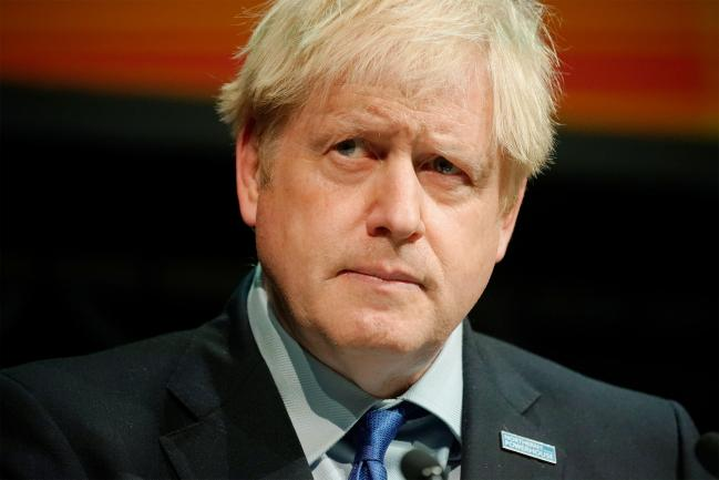Boris Johnson's Nightmare on Downing Street By Bloomberg