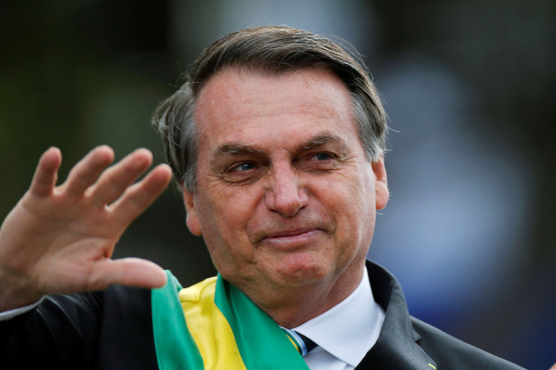 Brazil tax reform slides into confusion as key official fired, Bolsonaro wades in By Reuters