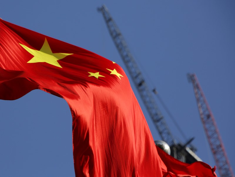 © Reuters.  China Signals Further Monetary Easing as Economic Headwinds Rise