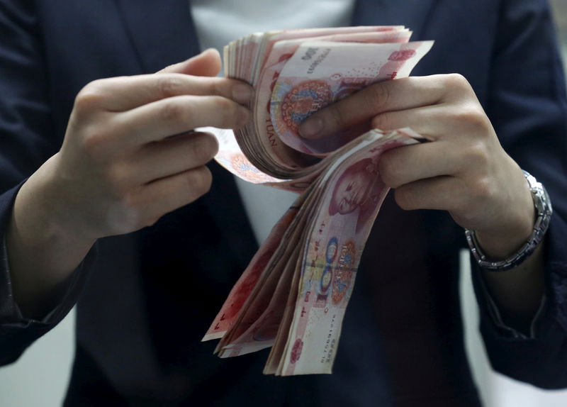 China needs to change way it finances economy, think tank says By Reuters