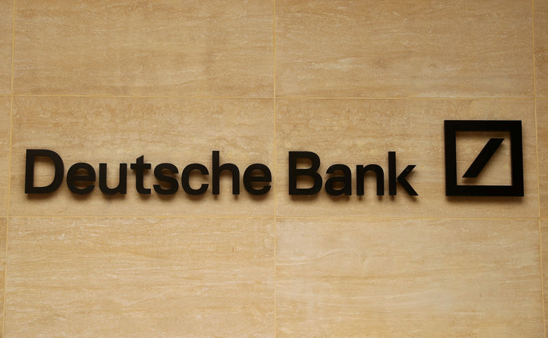 Deutsche Bank cuts probability of no-deal to 35% vs 50% By Reuters