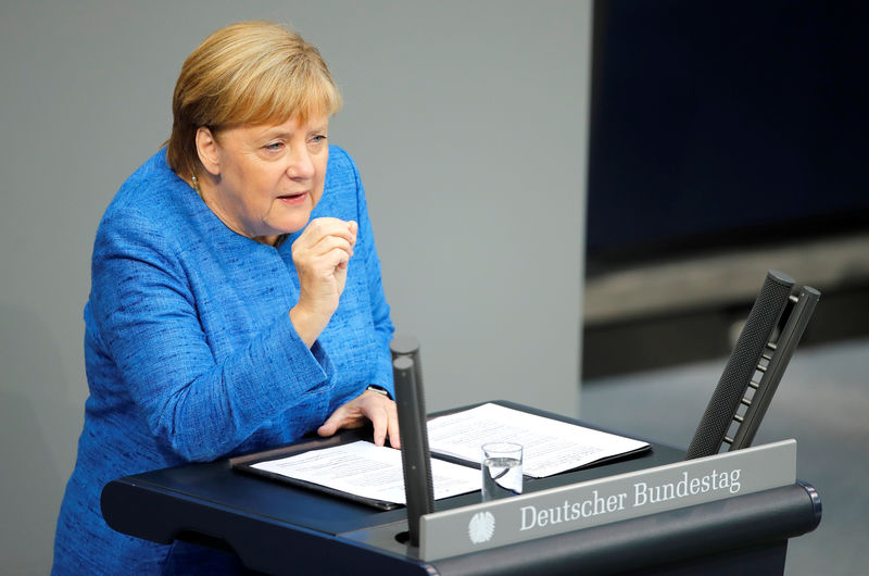 Economic situation means German tax revenues could fall By Reuters