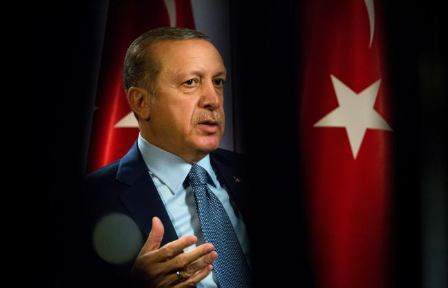 Erdogan Says Economy Must Grow Faster, Signals Interest Rate Cut By Bloomberg