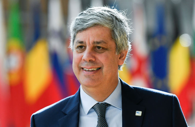 Euro zone to pick candidate to replace ECB's Coeure in October: Centeno By Reuters