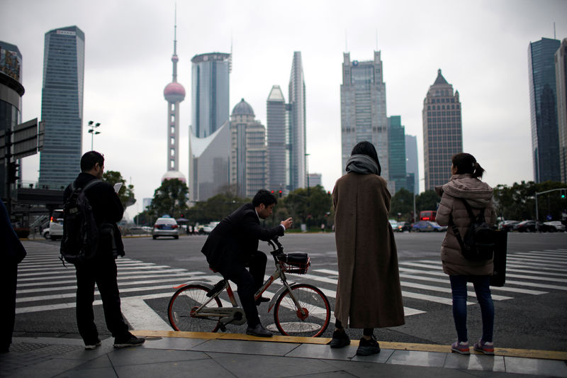 European business group warns of China economic stagnation if SOEs not reined in By Reuters