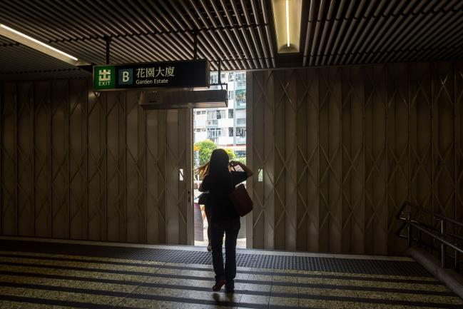Hong Kong's World Class Subway in Crisis After Repeated Attacks By Bloomberg