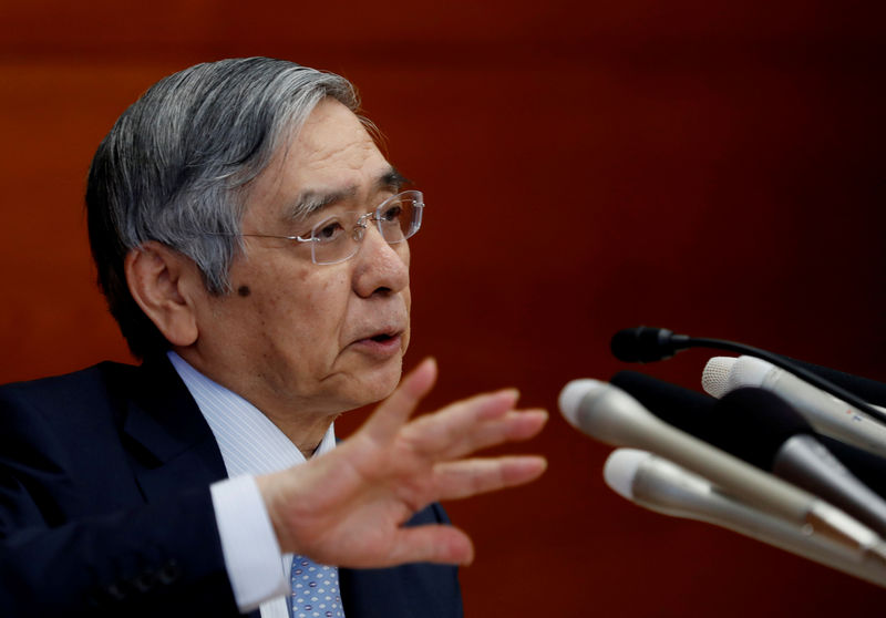If markets stay calm, BOJ may hold fire despite ECB's loosening By Reuters