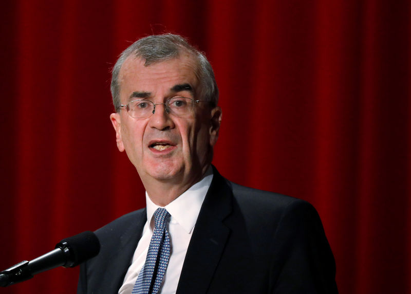 Lasting oil spike could hit growth and inflation: ECB's Villeroy By Reuters