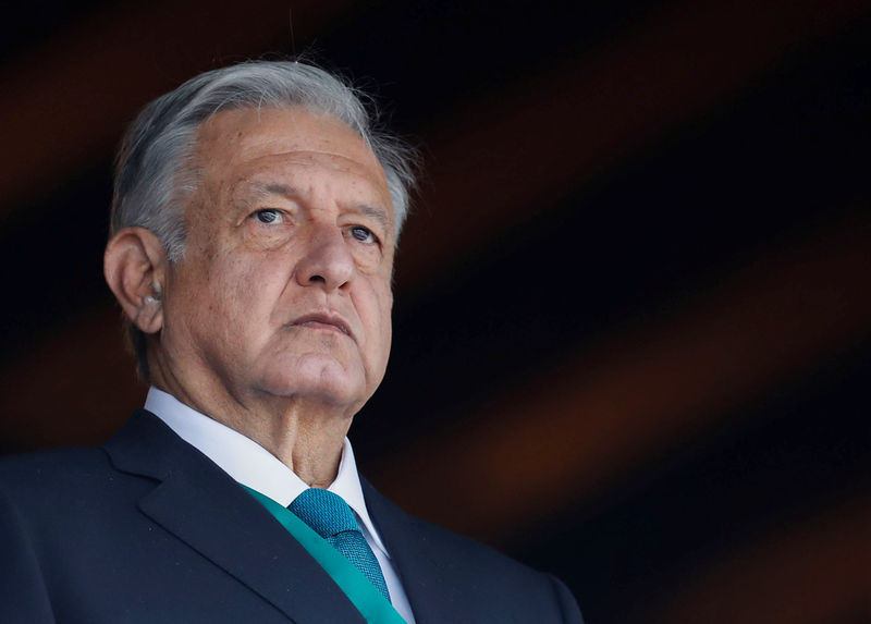 Mexican president casts doubt on report of Singapore interest in airport project By Reuters