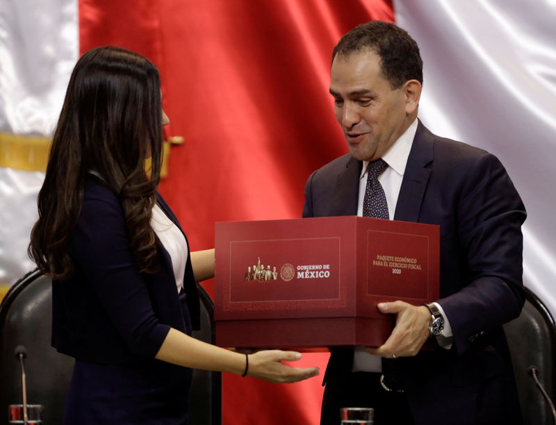 Mexico's 2020 budget sees a 0.7% primary fiscal surplus By Reuters