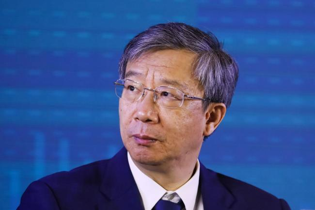 PBOC's Yi Says China Must Avoid Massive Stimulus, Control Debt By Bloomberg