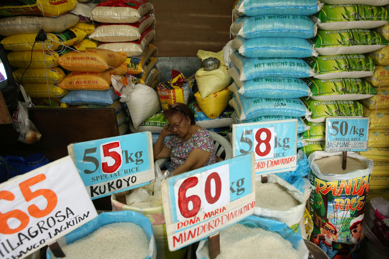 Philippine inflation seen easing to nearly three-year low in August: Reuters poll By Reuters