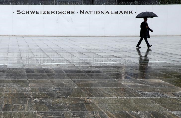 © Reuters.  SNB Bows to Pressure From Banks for Relief From Subzero Rate