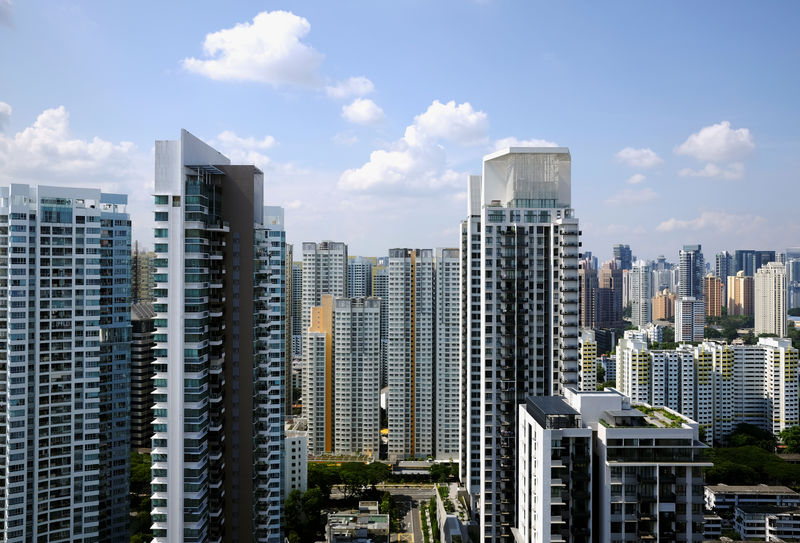 Singapore luxury apartment sales hit 11-year high, driven by Chinese demand By Reuters