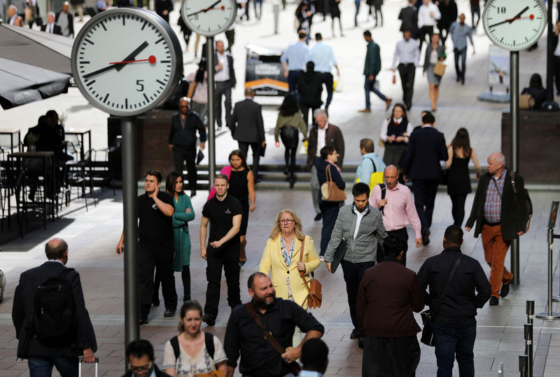 UK employers cut growth forecasts as Brexit, global slowdown weigh By Reuters