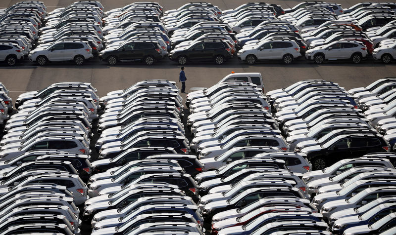 United States to pledge not to raise tariffs on Japanese cars: report By Reuters