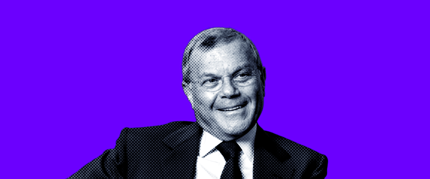 'The glass is half full for me': Martin Sorrell's optimistic take on recovery