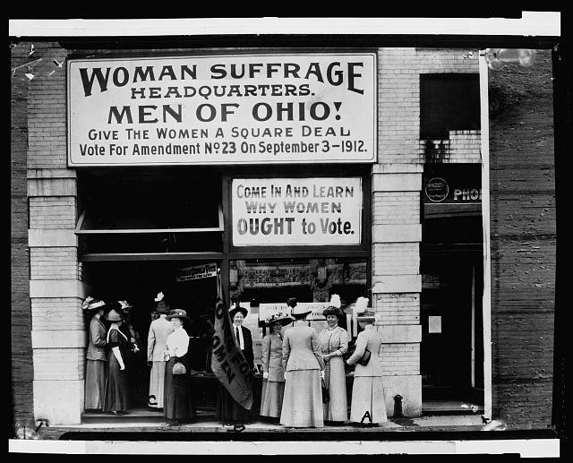 Representation for Women: In the Gallery and at the Voting Booth | by Cleveland Museum of Art | CMA Thinker | Aug, 2020