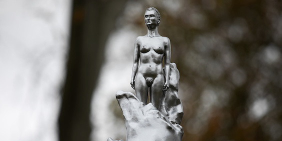 Statue Commemorating Mary Wollstonecraft Elicits Passionate Responses