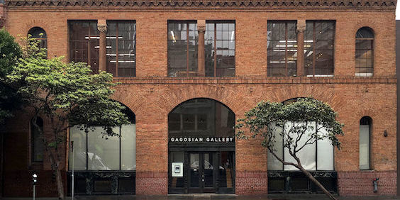 Gagosian Closes San Francisco Gallery
