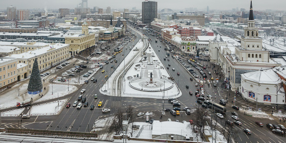 Hundreds of Moscow Artist Studios to Be Razed by Government
