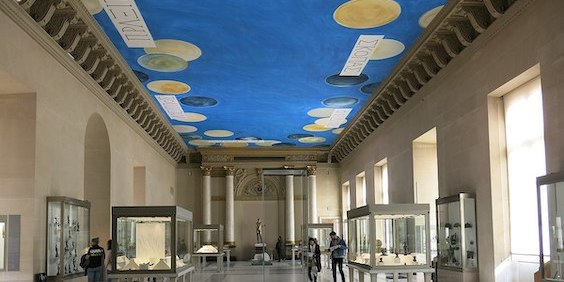 """Cy Twombly Foundation Calls Louvre Restoration of Bronze Room an """"Odious Affront"""""""