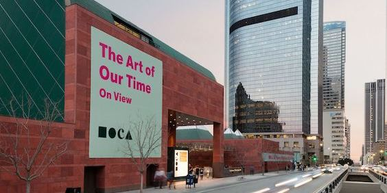 LA MoCA Restructuring; Klaus Biesenbach to Become Artistic Director