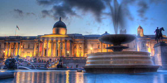 London's National Gallery Slated for $35 Million Upgrade