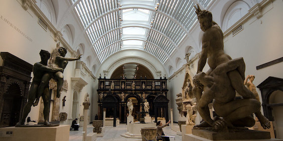 V&A Walks Back Planned Cuts to National Arts Library Staff