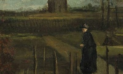 Dutch Police Arrest Suspect in Night Thefts of Van Gogh, Hals Paintings