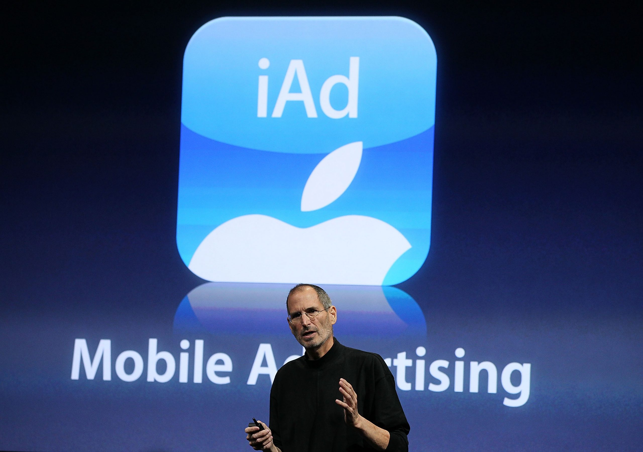 How Apple approached advertisers its first ads business