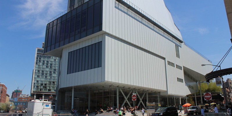 Workers at the Whitney Move to Unionize