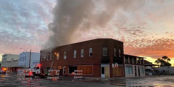 Donald Judd's Marfa Office Heavily Damaged in 12-Hour Fire