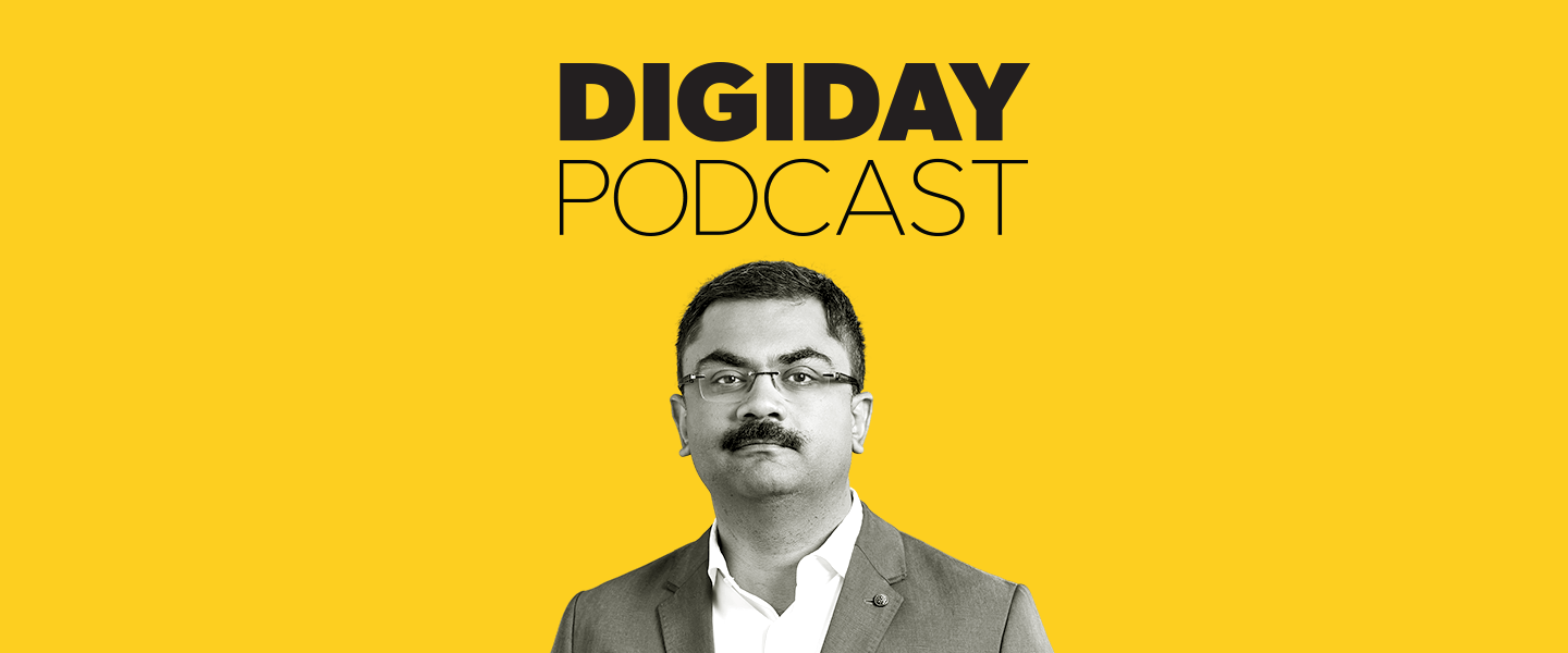 IPG's Arun Kumar says the time has passed for the ad industry to regulate itself