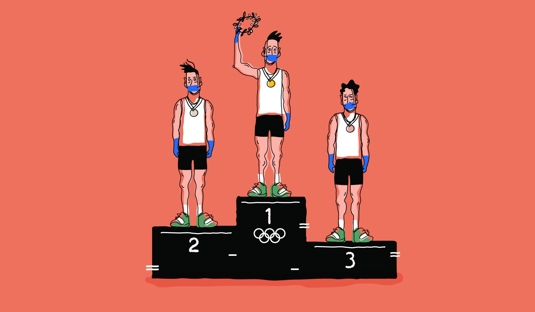 first place olympics
