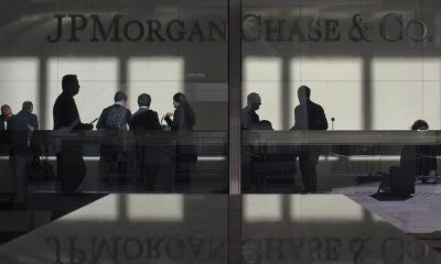 JPMorgan says Chinese regulatory changes local, not global, problem By Reuters