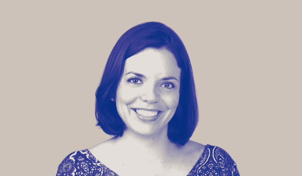 Photograph of Canela Media founder and CEO Isabel Rafferty.